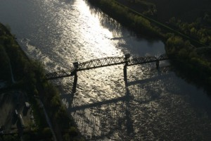 Katy Bridge Aerial