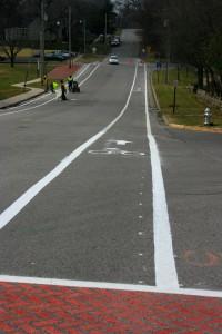 Street improvements
